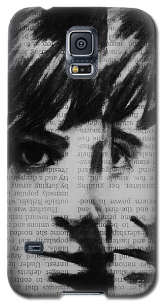 Art In The News 22 Galaxy S5 Case