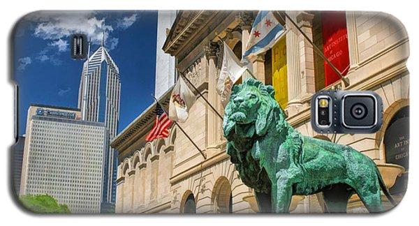 Art Institute In Chicago Galaxy S5 Case