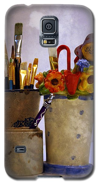 Galaxy S5 Case featuring the digital art Art Is Good For The Soul by Lena Wilhite