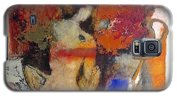 Art Is The Answer Galaxy S5 Case
