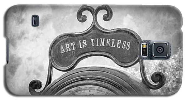 Art Is Timeless Galaxy S5 Case