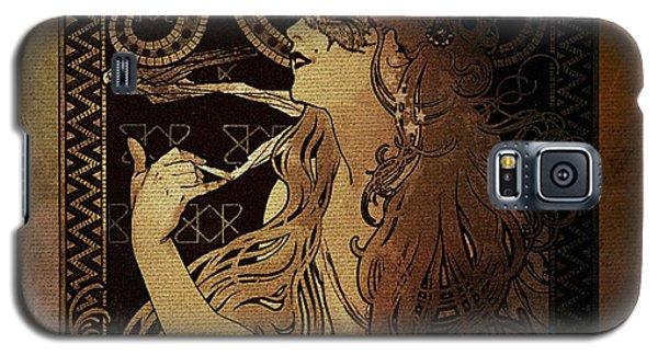 Art Nouveau Job - Masquerade Galaxy S5 Case