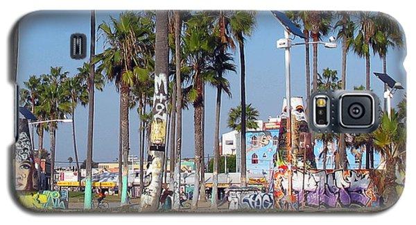 Art Of Venice Beach Galaxy S5 Case