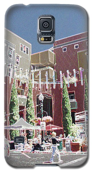 Art Walk San Diego Galaxy S5 Case by Dana Patterson