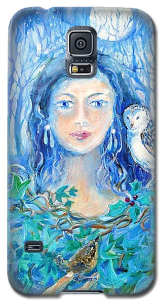 Artemis And The Wren- Galaxy S5 Case