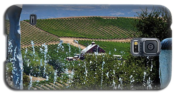 Artesa Vineyards And Winery Galaxy S5 Case