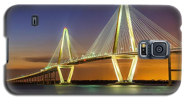 Arthur Ravenel Bridge Charleston Sc Galaxy S5 Case