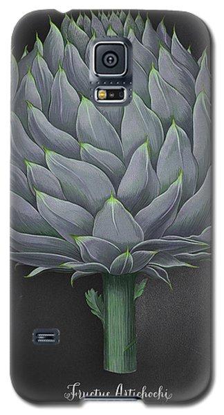 Artichoke Kitchen Art Print Galaxy S5 Case
