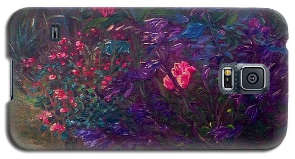 Artist's Garden In Spring I Galaxy S5 Case