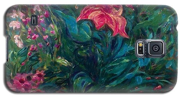 The Artist's Garden In Spring II Galaxy S5 Case