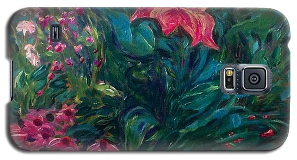 The Artist's Garden In Spring II Galaxy S5 Case