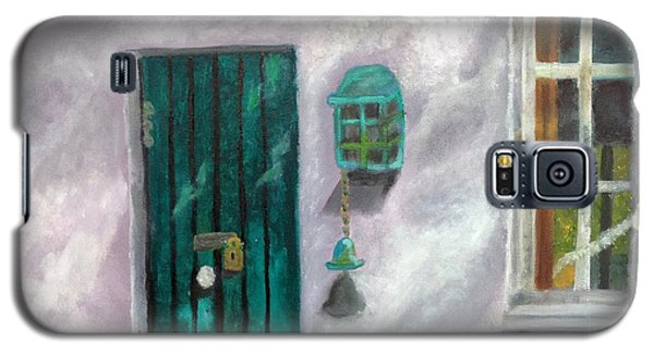 Artist's Studio In The Meadow Galaxy S5 Case