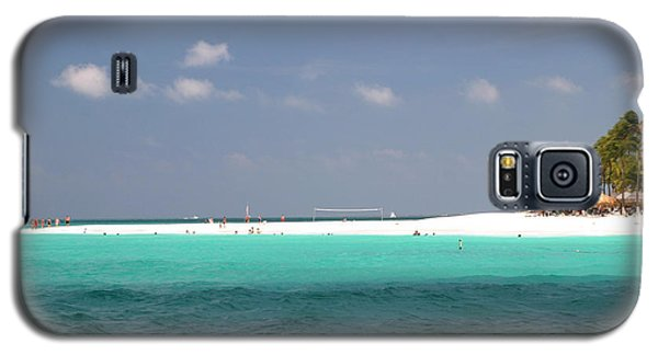 Aruba Galaxy S5 Case by Living Color Photography Lorraine Lynch