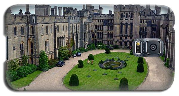 Arundel Castle Courtyard Galaxy S5 Case