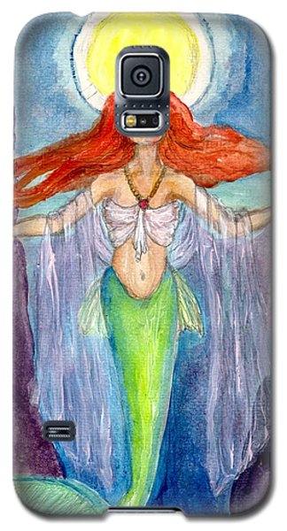 Aryvalyn The High Priestess  Galaxy S5 Case