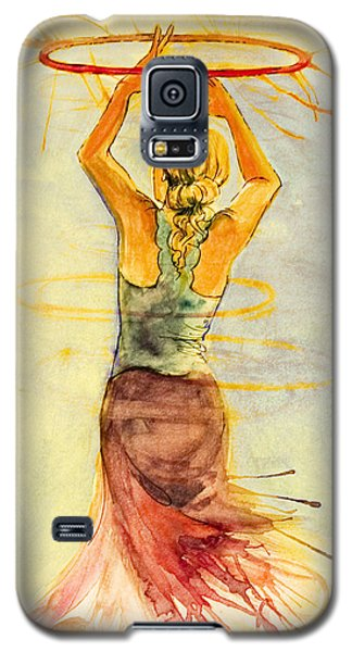 As The Sun Rises Galaxy S5 Case