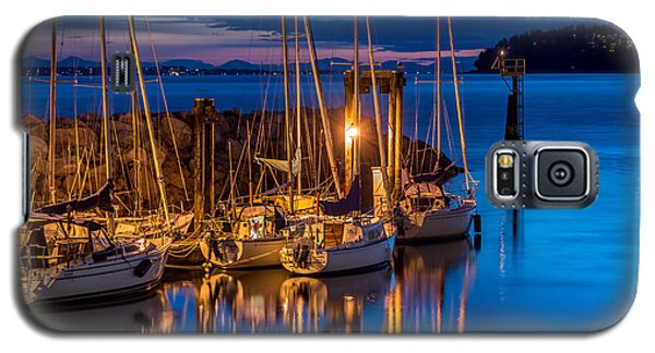 As The Sun Sets - By Sabine Edrissi Galaxy S5 Case