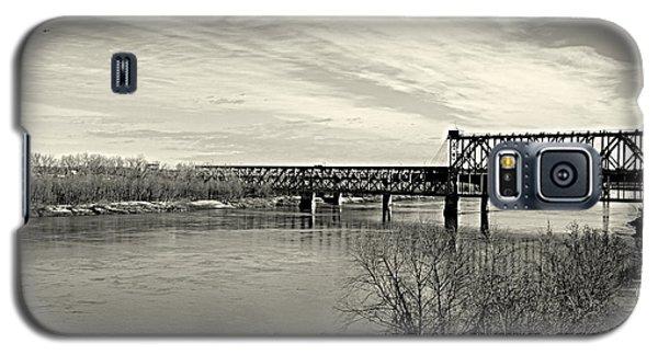 Asb Bridge Over The Missouri River Galaxy S5 Case