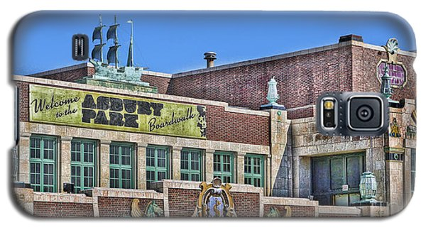 Asbury Park Convention Hall And Paramount Theatre  Galaxy S5 Case by Lee Dos Santos