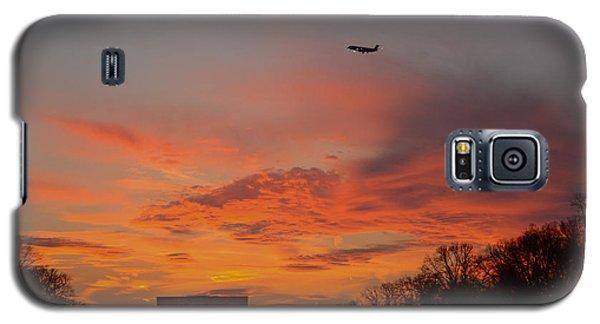 Ascencion Over Abraham Galaxy S5 Case