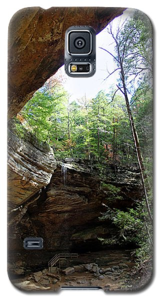Ash Cave Of The Hocking Hills Galaxy S5 Case