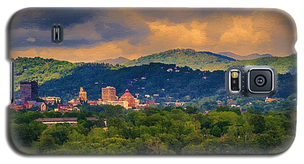 Asheville North Carolina Galaxy S5 Case