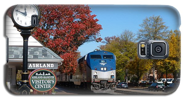 Ashland Train Depot Galaxy S5 Case
