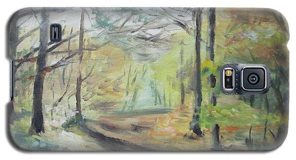 Ashridge Woods 2 Galaxy S5 Case by Martin Howard