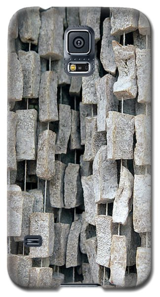 Asia, Bhutan, Wengdue Galaxy S5 Case by Kymri Wilt
