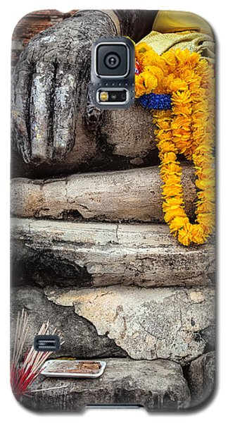Asian Buddhism Galaxy S5 Case