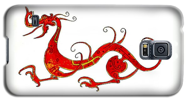 Asian Dragon Galaxy S5 Case