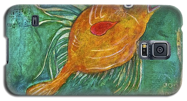 Asian Fish Galaxy S5 Case by Bellesouth Studio