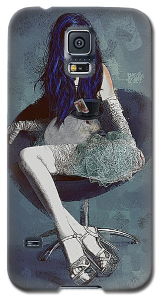 Ask Alice Galaxy S5 Case