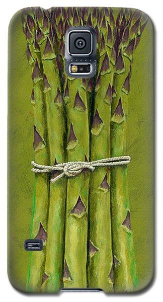 Asparagus Galaxy S5 Case by Brian James