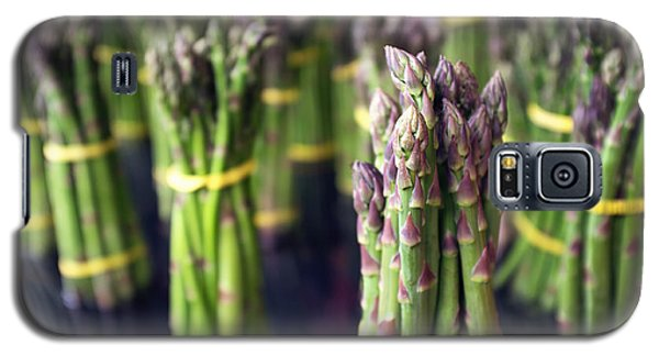 Asparagus Galaxy S5 Case by Tanya Harrison