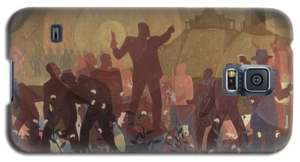 Aspects Of Negro Life Galaxy S5 Case by New York Public Library/aaron Douglas