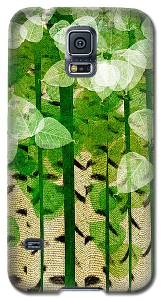 Aspen Colorado Abstract Square 2 Galaxy S5 Case