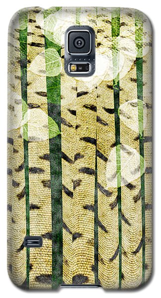 Aspen Colorado Abstract Square 3 Galaxy S5 Case