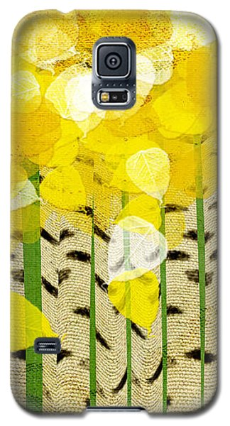 Aspen Colorado Abstract Square Galaxy S5 Case