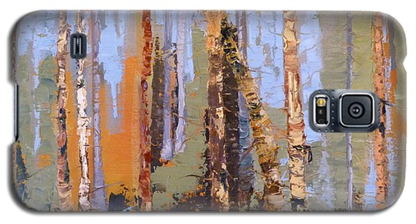 Aspen Forest Colorado Galaxy S5 Case