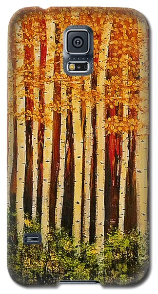 Aspen Grove  Galaxy S5 Case