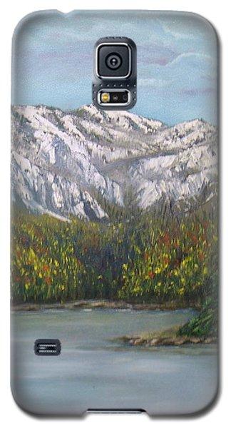 Aspen Lake Galaxy S5 Case by J L Zarek