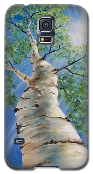 Aspen Light Galaxy S5 Case
