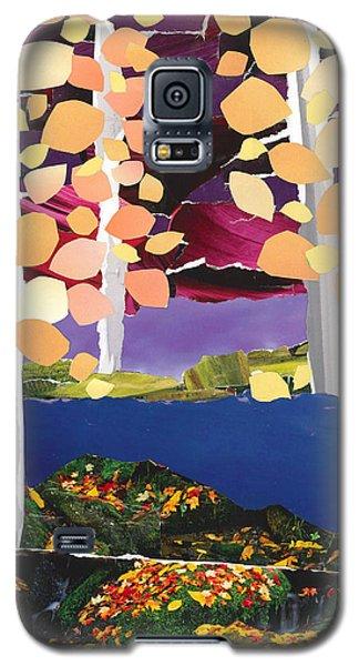 Aspen Mountain Stream Galaxy S5 Case