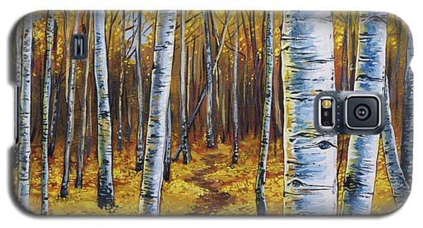 Aspen Trail Galaxy S5 Case by Aaron Spong