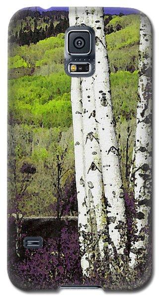 Aspens 4 Galaxy S5 Case