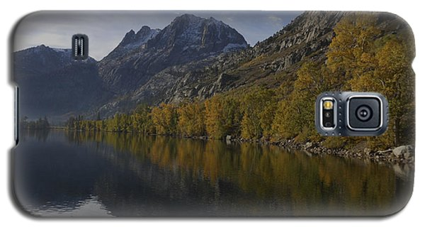 Aspen Trees Carson Peak And Reflections Galaxy S5 Case