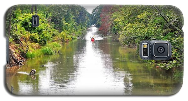 Assawoman Canal - Delaware Galaxy S5 Case