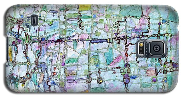 Associations Galaxy S5 Case by Regina Valluzzi
