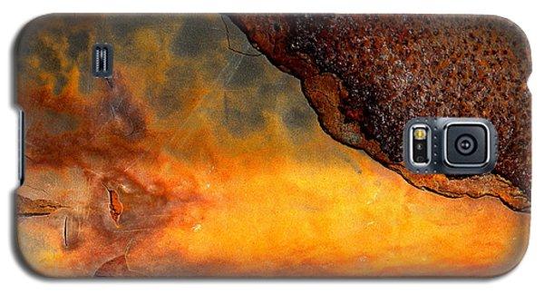 Galaxy S5 Case featuring the photograph Asteroid Belt by Robert Riordan